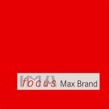 IMA focus: Max Brand
